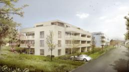KMP-Architektur-Immobilienprojekte-3D-Visualisierungen-Mehrfamilienhaus-Rütihof-Hofstrasse