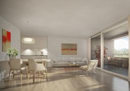 Egli-Rohr-Partner-arch_Mehrfamilienhaus-Baldeggstrasse-Baden-morph-3D-Interior-Visualisation