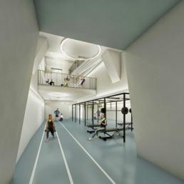 Proplaning-Architekten-St.Alban-Vorstadt-Basel-Raum-33-morph3D-Visualisierung-Gymnastikraum