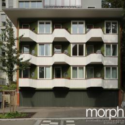Apartmenthaus-Werner Stücheli-Architekturphotographie-Open House Zürich