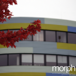 Architekturphotographie Sauerbruch & Hutton-Berlin