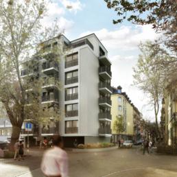 Stemmle-Architekten_Mehrfamilienhaus-Zelgstrasse-Zürich-morph-3D-Fotorealistische-Visualisierung
