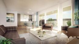 KMP-Architektur-Vermarktungsvisualisierungen-Mehrfamilienhaus-Rütihof-Hofstrasse
