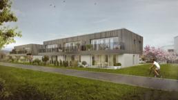 Jean-F.-Weber-Wohnueberbauung-Rotackerweg-Wohlen-morph-3D-Bildwelten