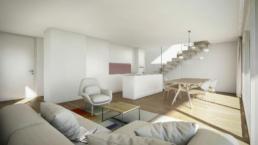 Wohnüberbauung-Rotackerweg-Wohlen-morph-3D-Visualisierung-Indoor-Aufenthaltsraum