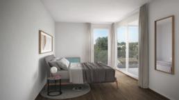Mehrfamilienhaus-Schüracherstrasse-Brüttisellen-Architektur-3D-Spezialist-Schlafzimmer