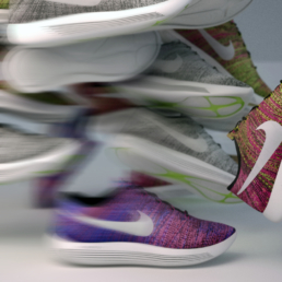 Nike-LowFlyknit-morph-3D-Product-Visualization
