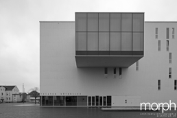Architekturphotographie Theater Gütersloh-morph Architekturphotographie