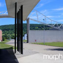 Vitra-Campus_Zaha Hadid-Vitra Feuerwehrhaus-Weil-am-Rhein-Architekturfotograf-Zürich
