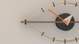 vitra-eye-clock-morph-George-Nelson-3D-Produktvisualisierung